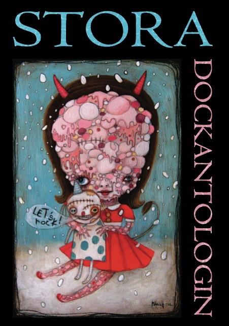 Stora dockantologin, Magic Frigren Press.